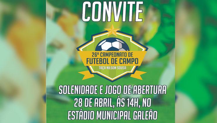 Campeonato Municipal de Futebol de Canelinha inicia no próximo ... c91bf9bca67e2
