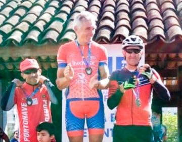 Ciclista de Tijucas conquista o terceiro lugar no Master C2 fcb62065a90d0