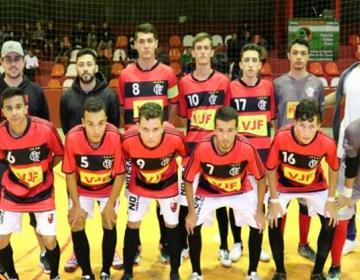Flamenguinho vence Atlético Futsal e é líder do sub 17 de Tijucas e794b779b940f
